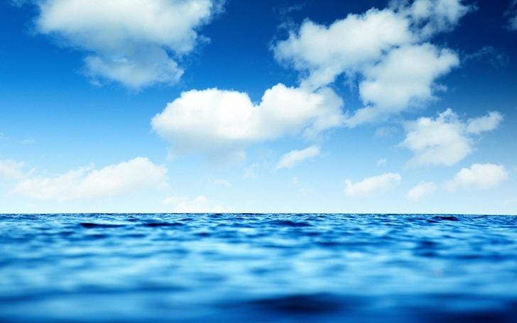 water ocean sea blue sky 1920x1200 wallpaper High Quality Wallpapers 728x455