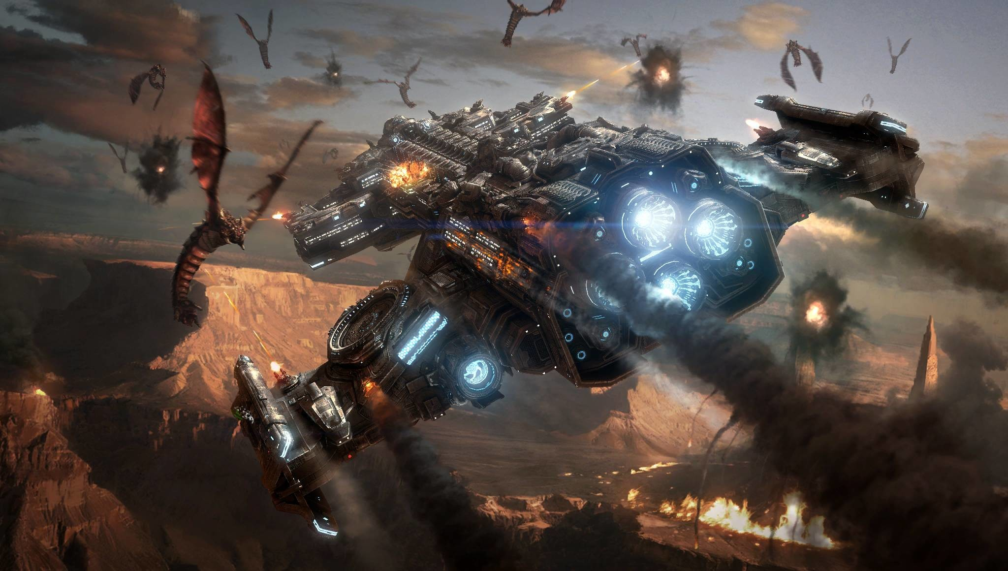 Starcraft 2 HD Wallpapers 83 images 2048x1160