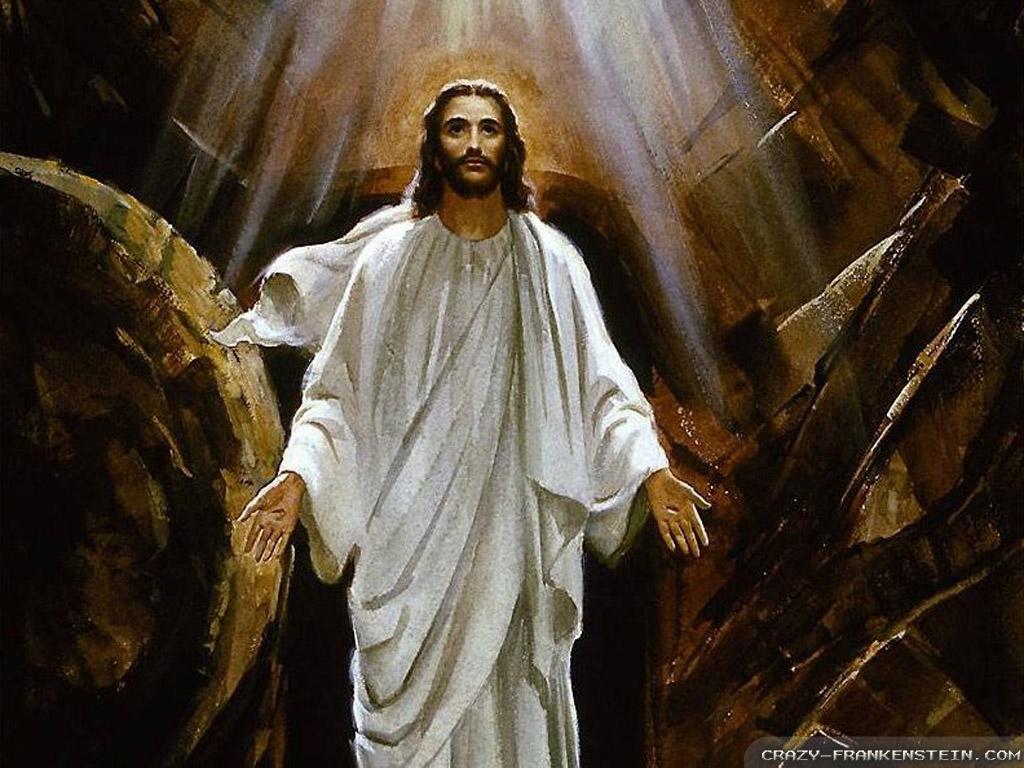 Christian Easter wallpapers   Crazy Frankenstein 1024x768