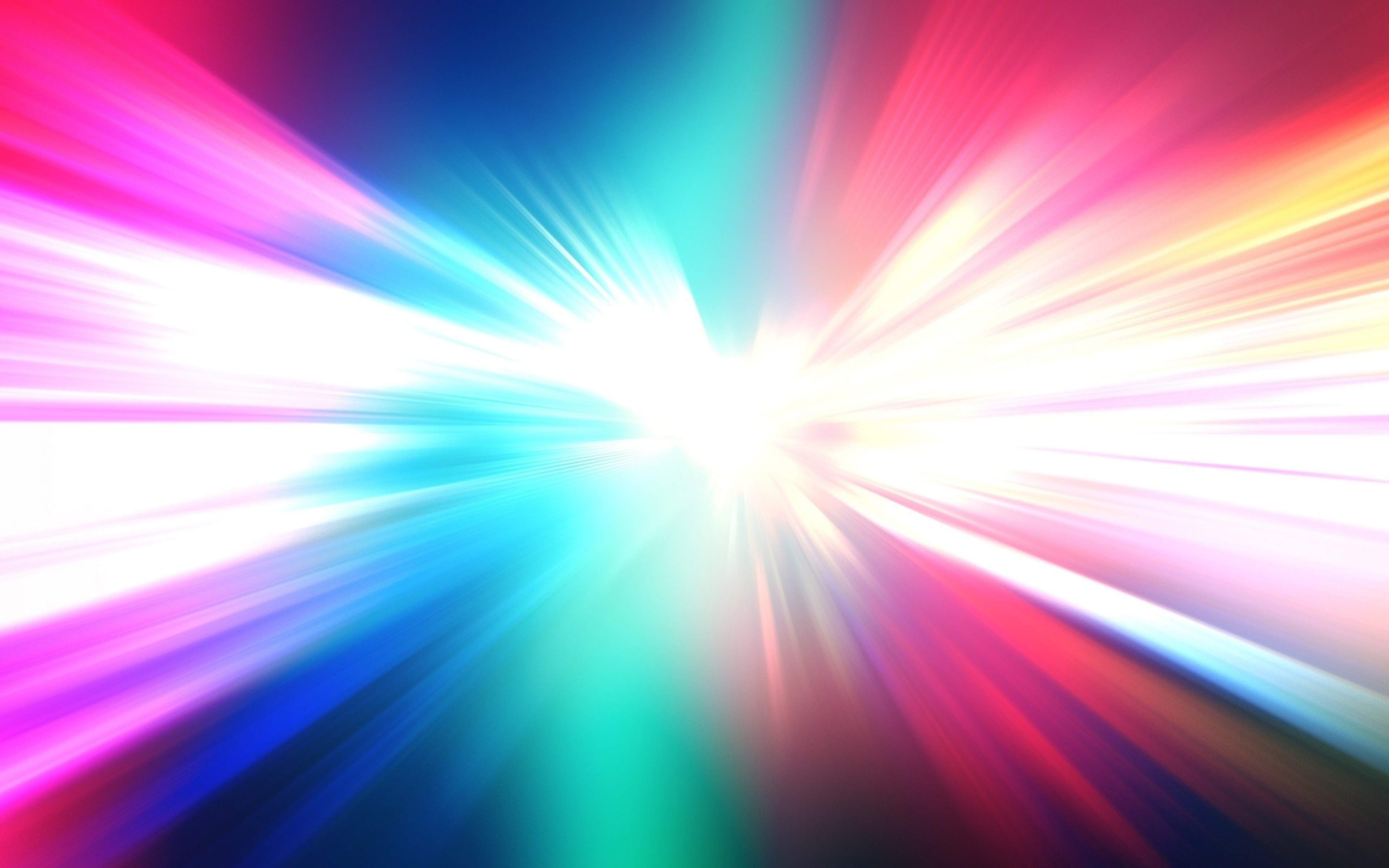 lines neon gradient art media colors background hd wallpaper 3840x2400