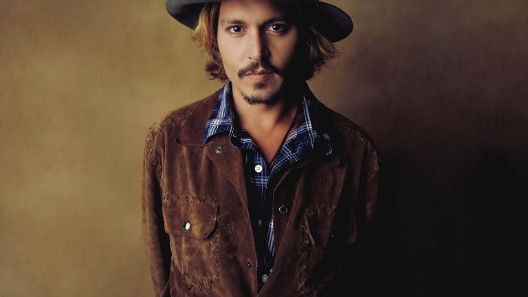Johnny Depp HD Wallpapers 768x432