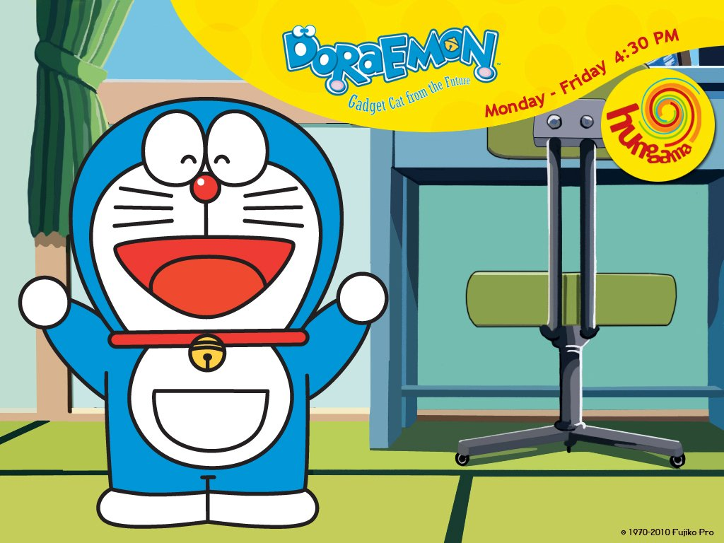 42+] Doraemon Wallpaper Cartoon on WallpaperSafari