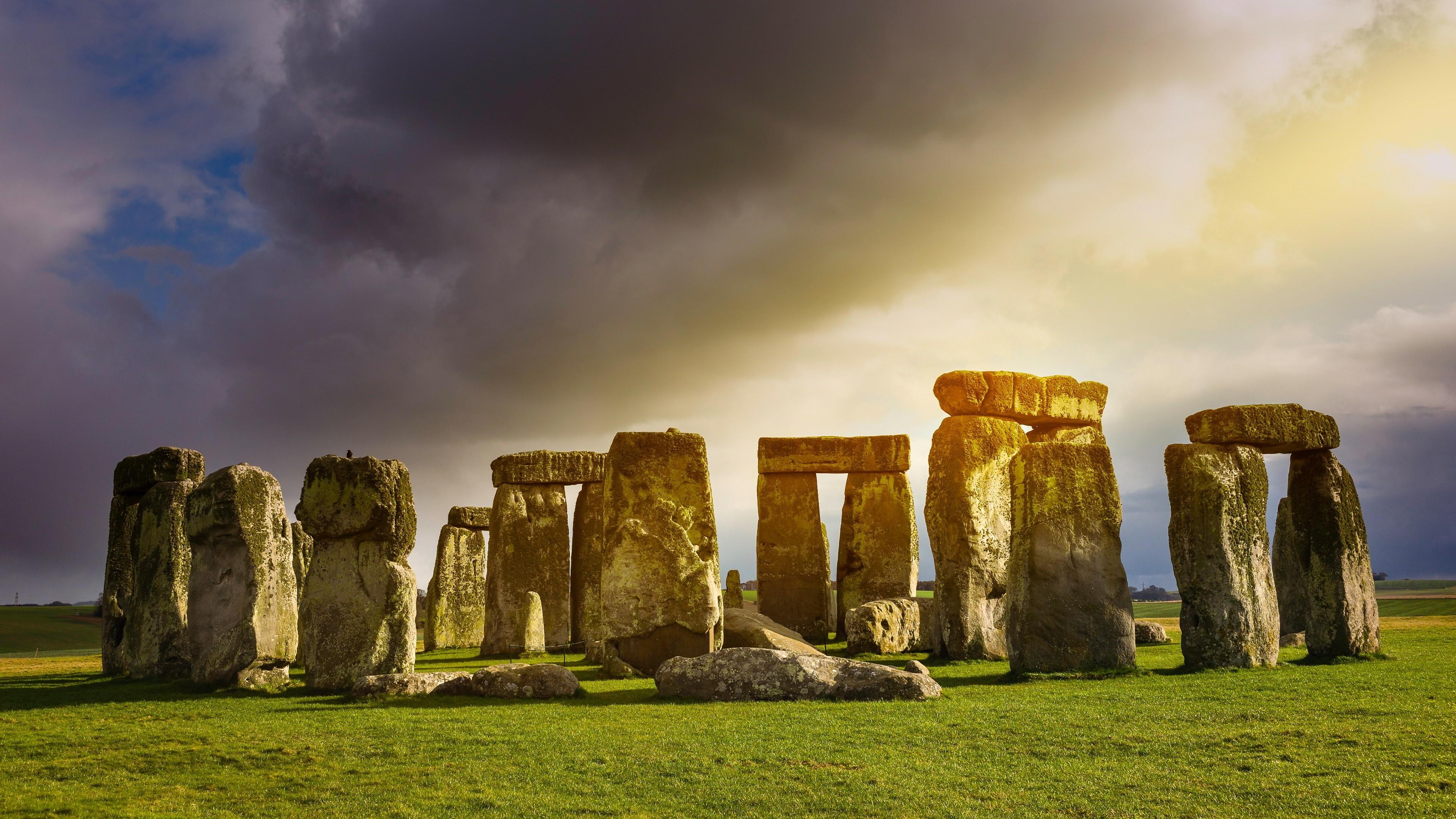 Stonehenge Wallpaper 7   3840 X 2160 stmednet 3840x2160