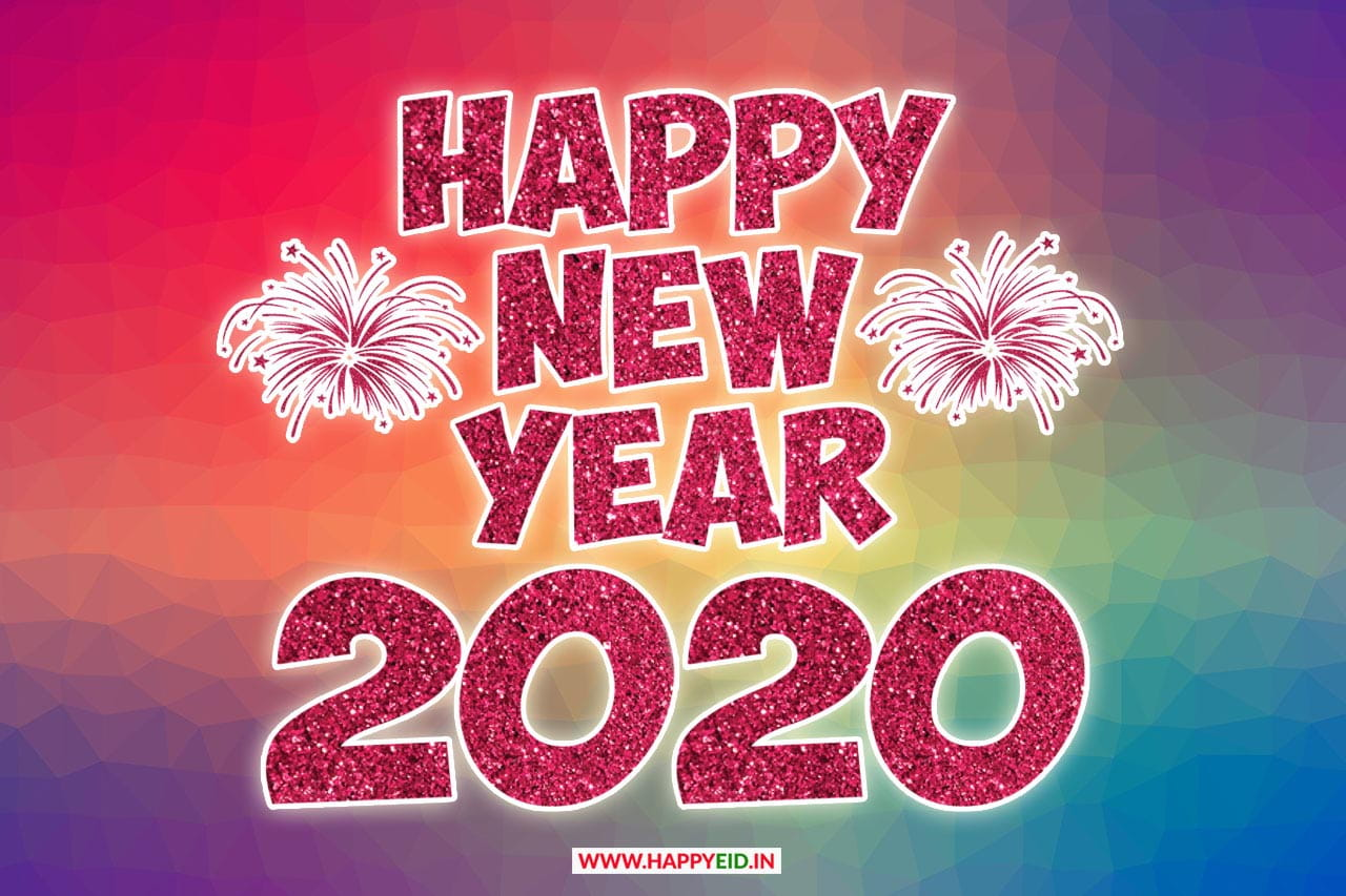 Happy New Year 2020 GIF Images Wishes Greetings 1280x853