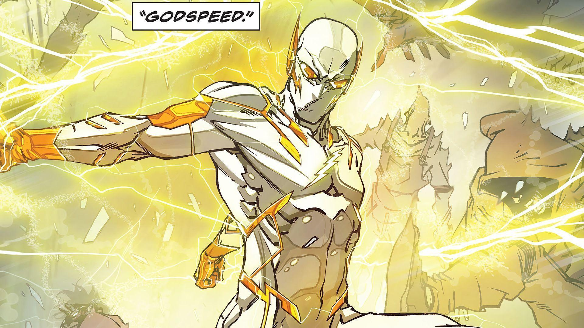 Flash Godspeed Wallpapers   Top Flash Godspeed Backgrounds 1920x1080