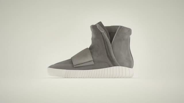 adidas Originals by Kanye West YEEZY BOOST   Rap Basement 640x360