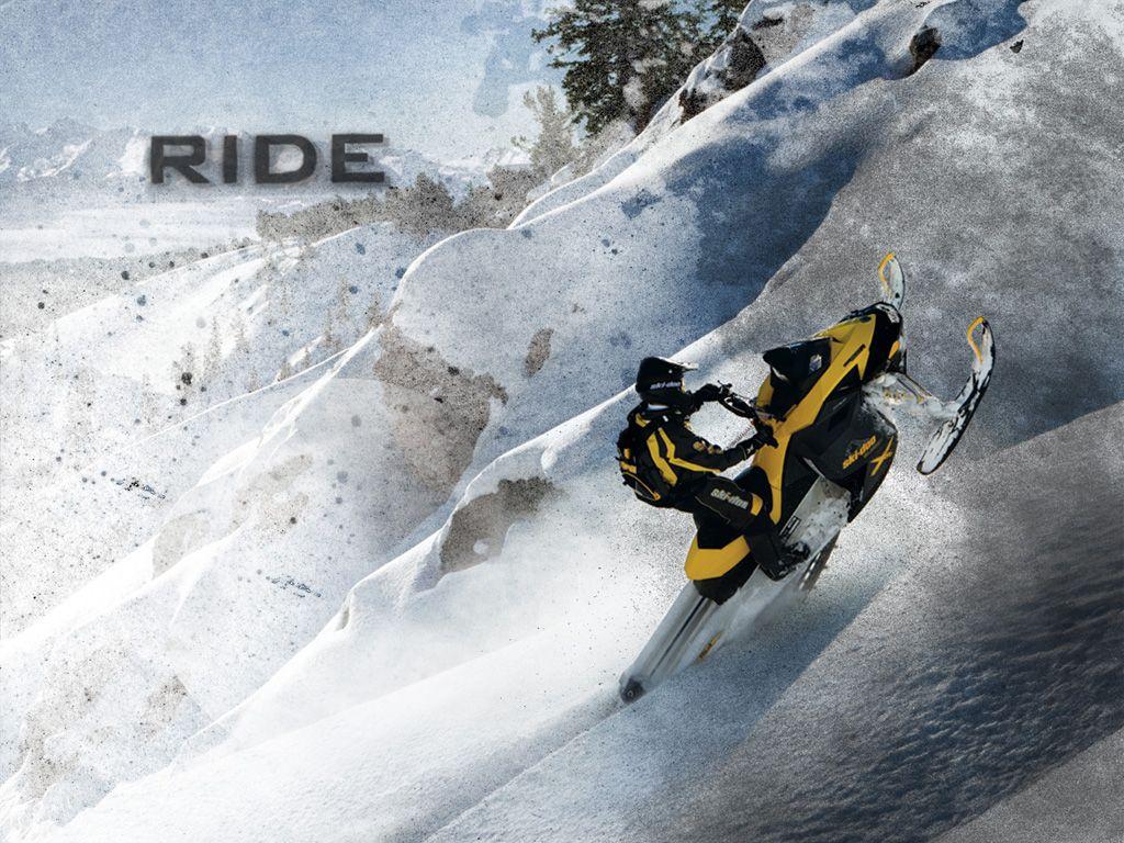 Ski Doo Wallpapers 1024x768
