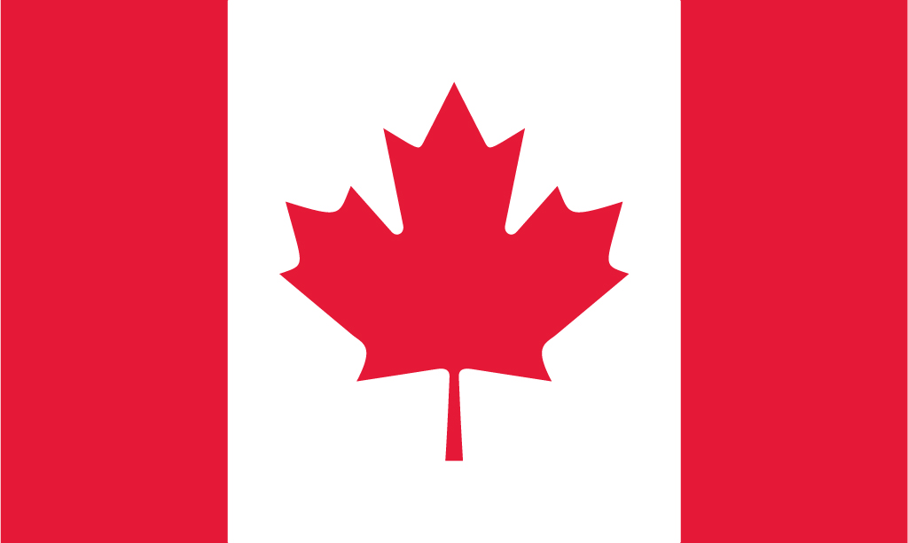 Canada Flag Pictures 1024x613