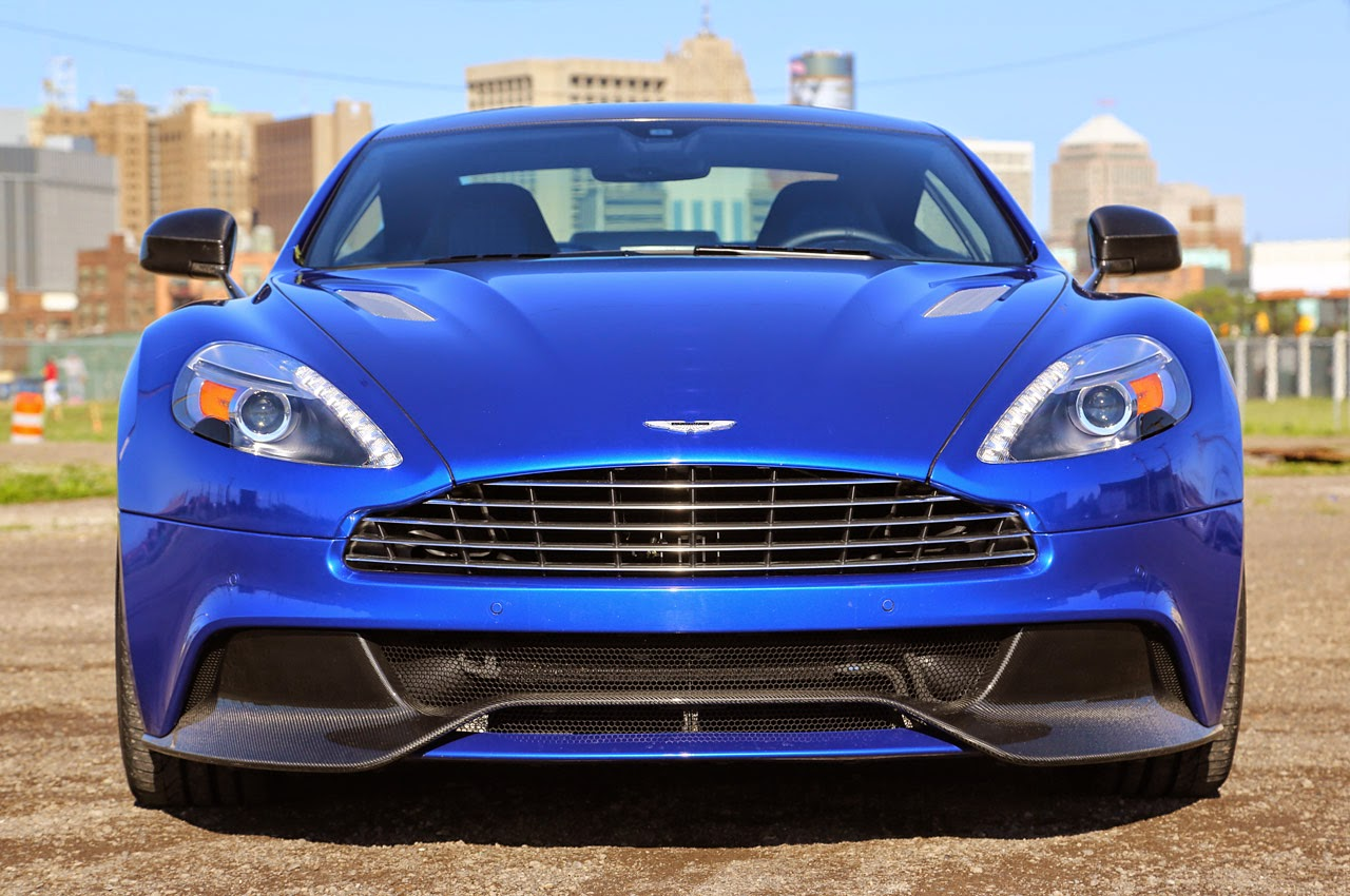 Aston Martin Vanquish 2014 technical review TechGangs 1280x850
