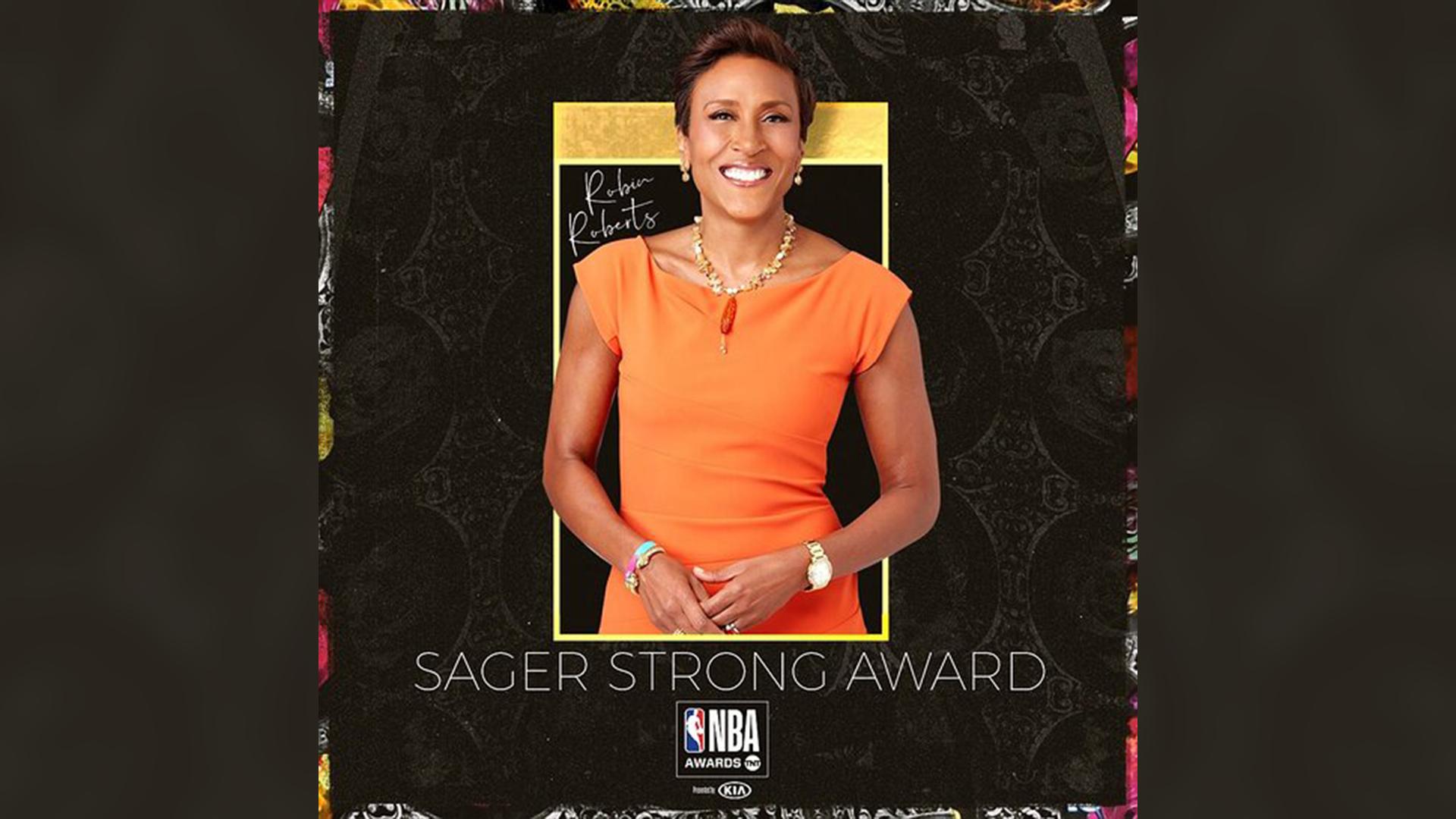 NBA Awards on TNT WarnerMedia 1920x1080