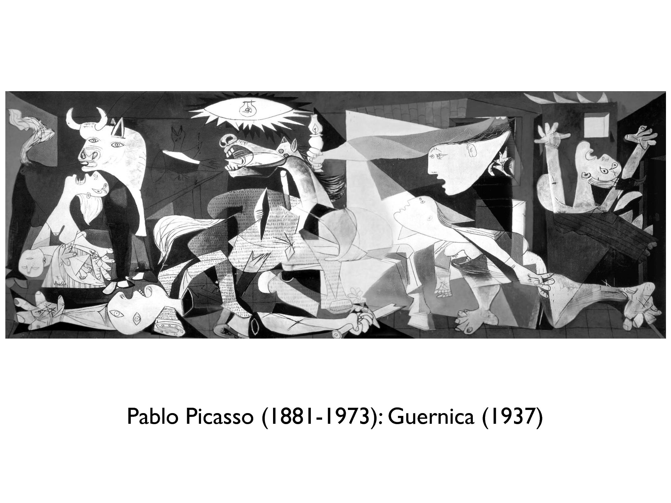 Guernica Wallpapers 2133x1600