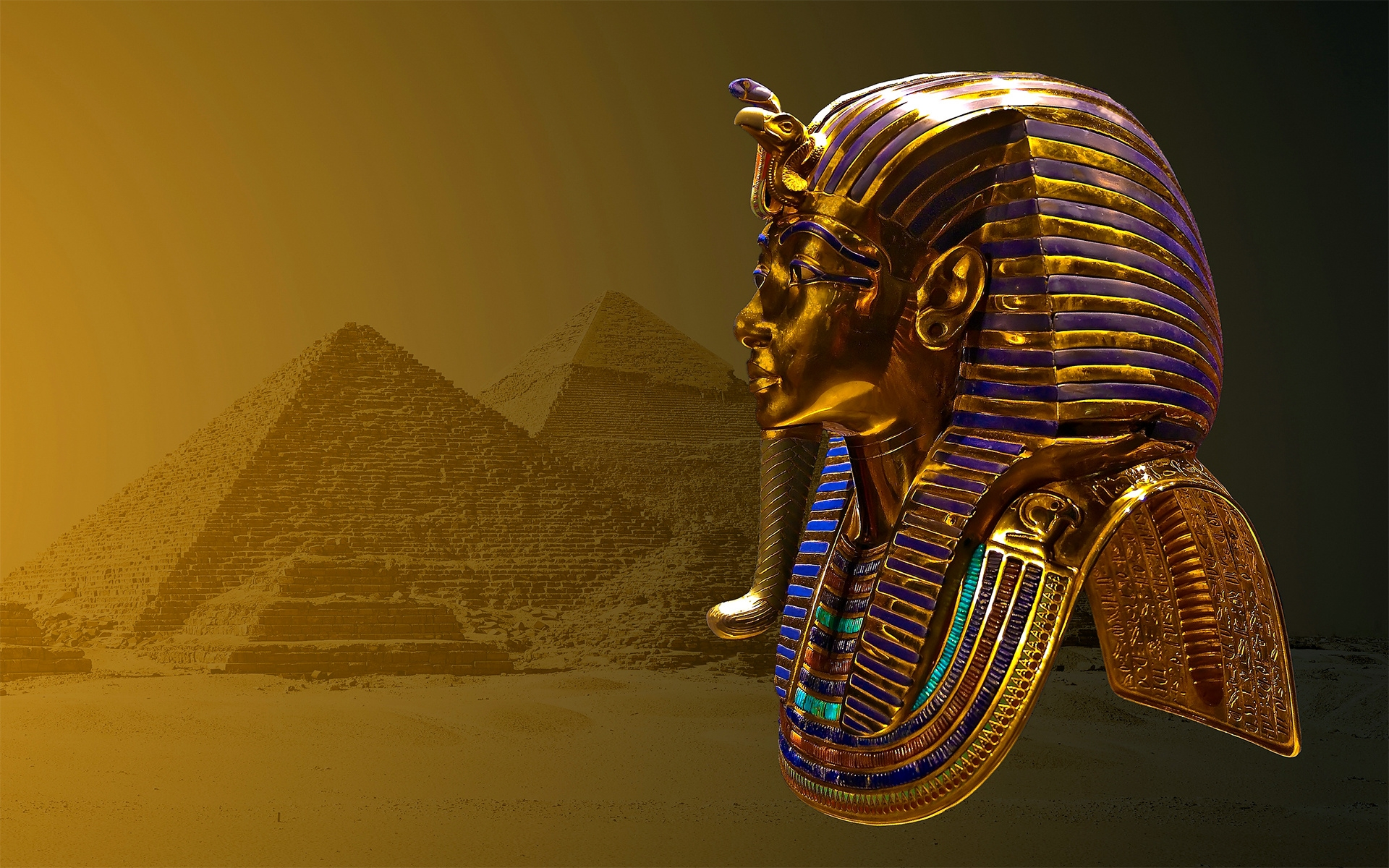 Images Of King Tut Photo Wallpaper