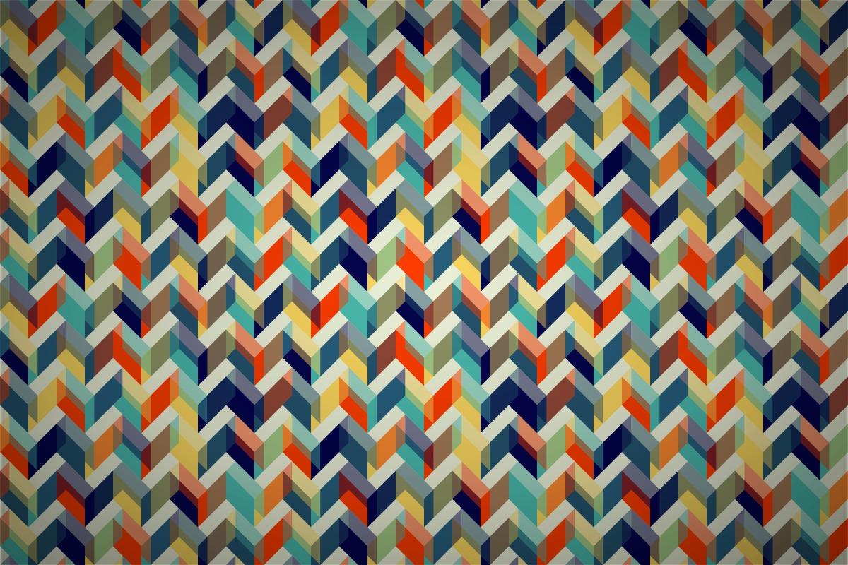 gilmorish zigzag cloud wallpaper patterns 1200x800