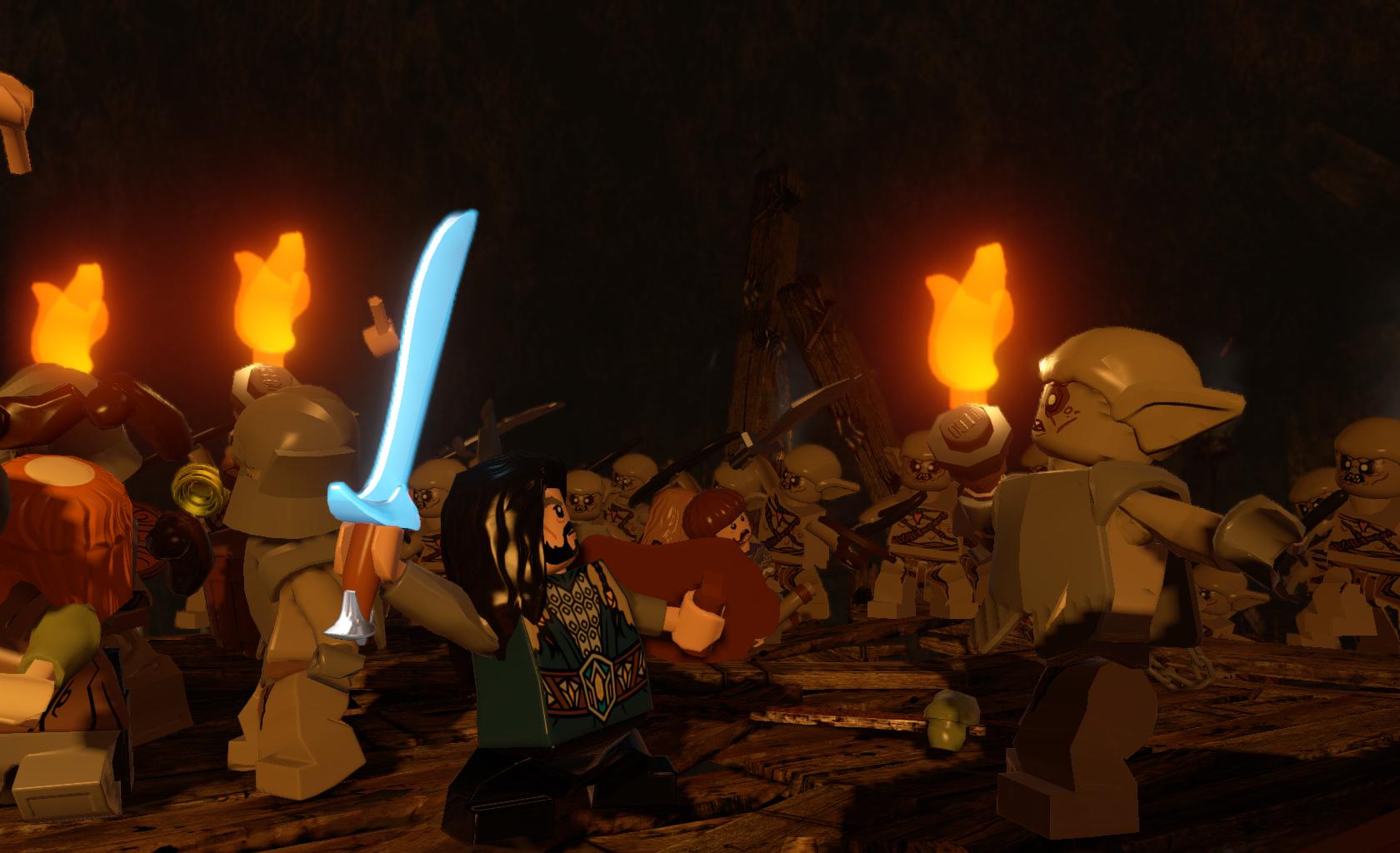Lego The Hobbit desktop wallpaper 38 of 63 Video Game Wallpapers 1680x1024
