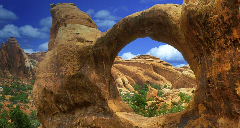 Images   Arches National Park   Double Arch in Arches National Park 958x512