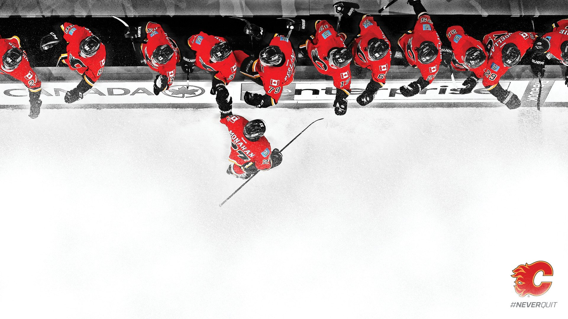 Calgary Flames Wallpaper   Calgary Flames   Multimedia 1920x1080