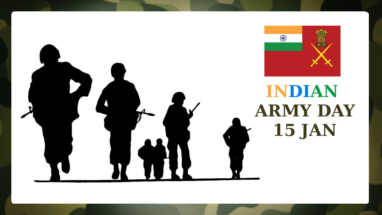 15 Best Indian Army Day Wish Pictures And Images 1280x720