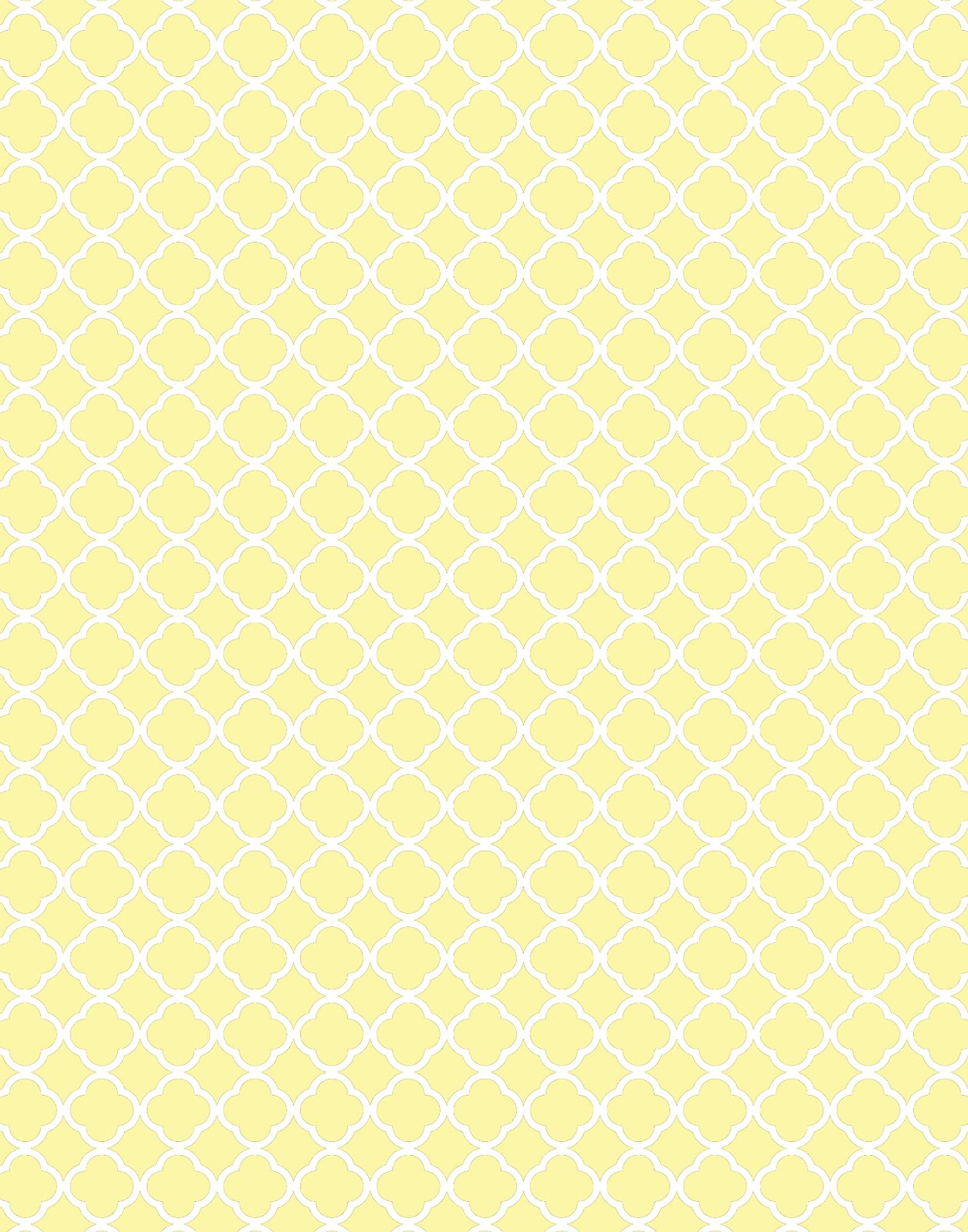 Light Yellow Chevron Backgrounds 3 quatrefoil backgrounds 1257x1600