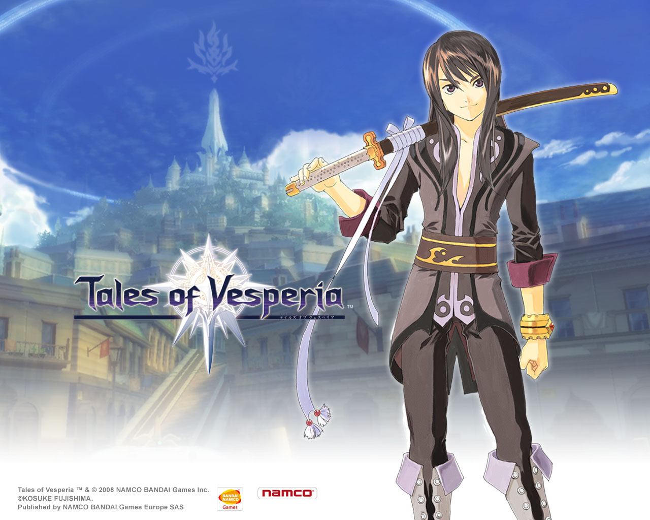 Tales Of Vesperia   Download Wallpaper Games   Daily 1280x1024
