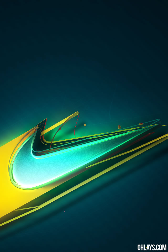 Nike iPhone Wallpaper 5803 ohLays 640x960