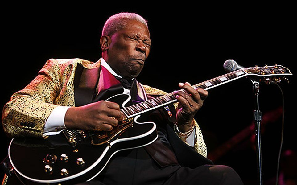 Bb King Wallpapers 963x600