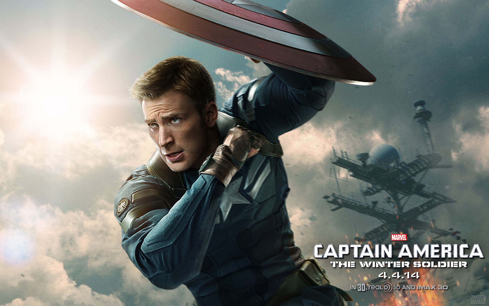 CAPTAIN AMERICA THE WINTER SOLDIER Wallpapers and Desktop Backgrounds 1920x1200