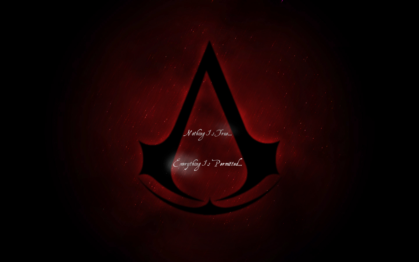Assassins Creed Logo 2 by Shinkent 1440x900