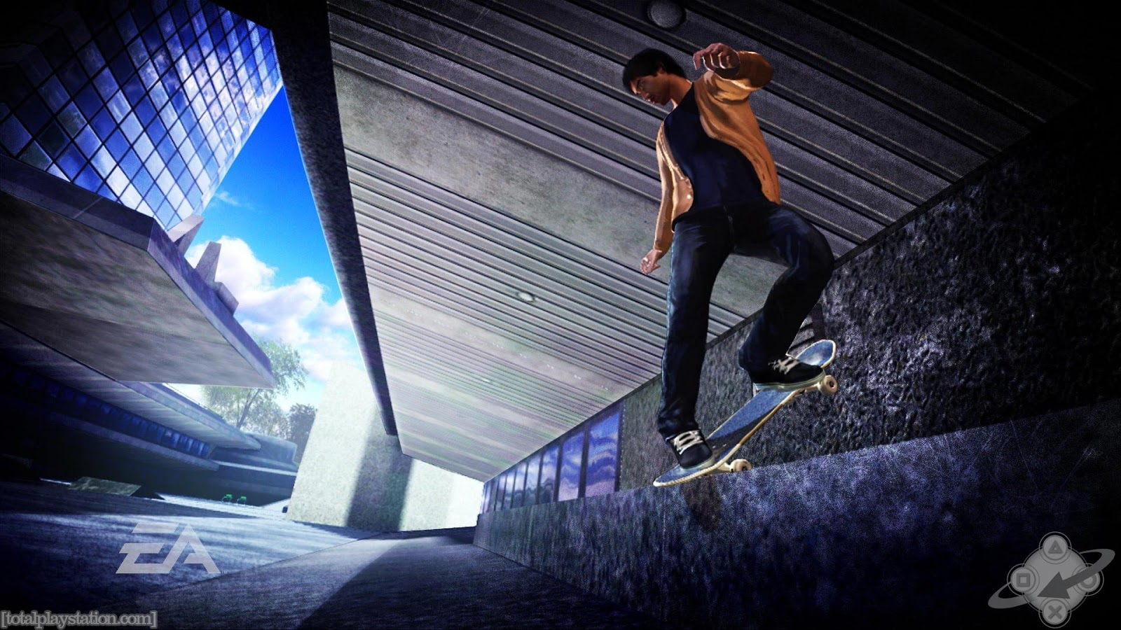 wallpapers hd for mac Skateboarding Wallpaper HD 1600x900