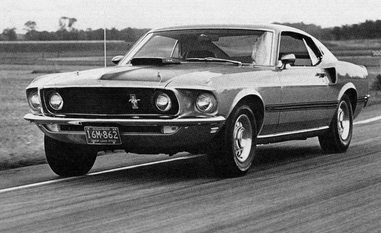 1969 Ford Mustang Mach I 1280x782
