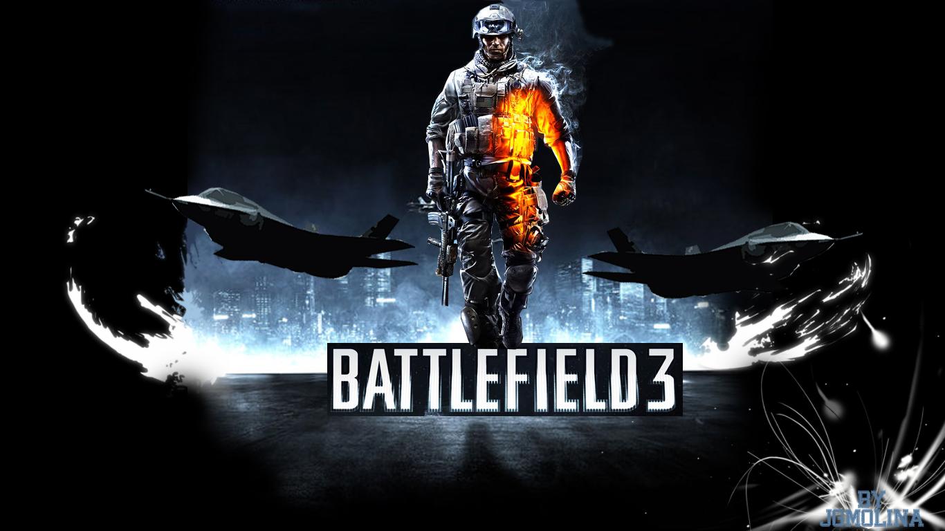 Battlefield 3 Wallpaper Battlefield 3 Background 1366x768