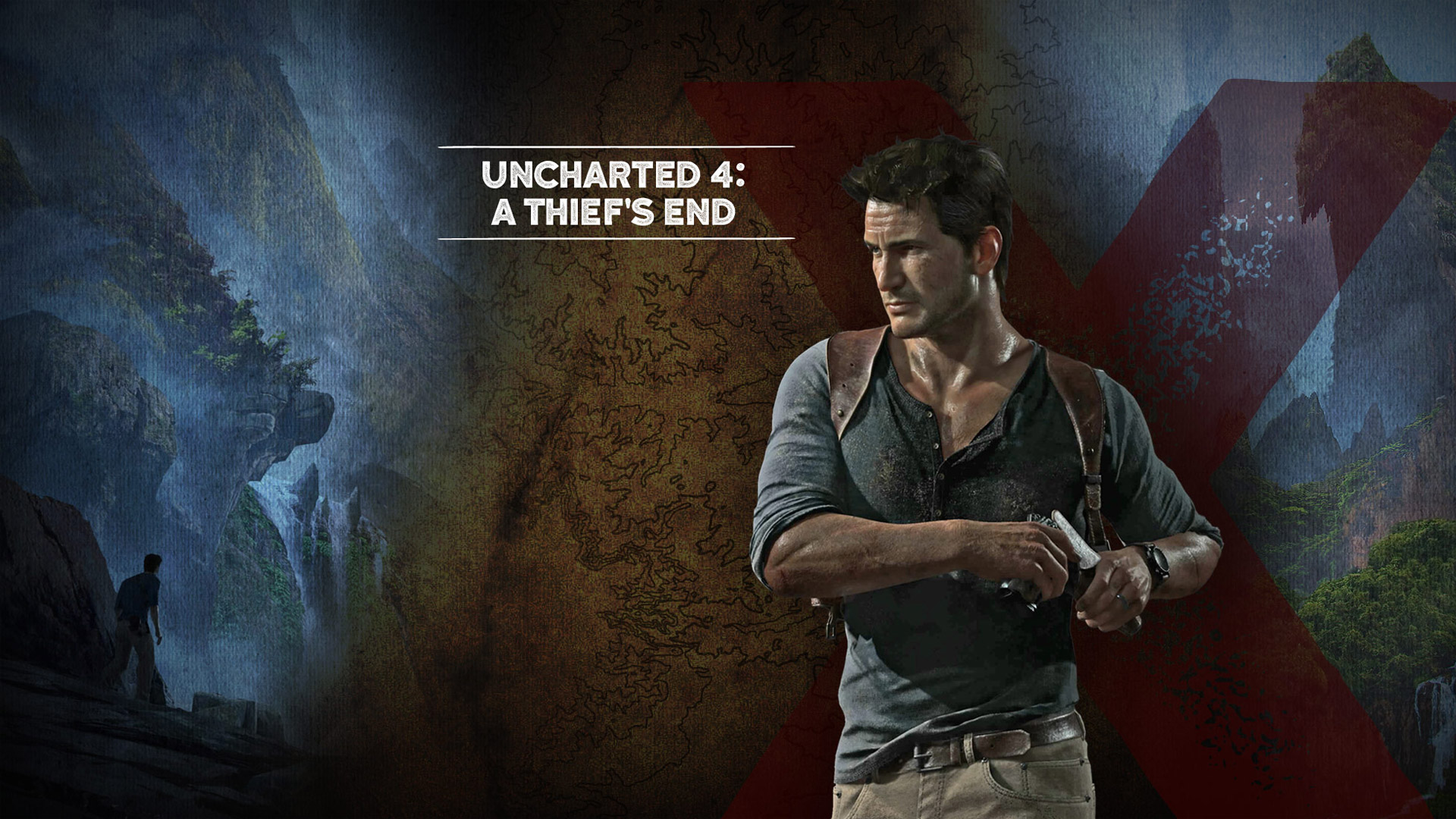 Uncharted 4 A Thiefs End Wallpapers HD   InspirationSeekcom 1920x1080