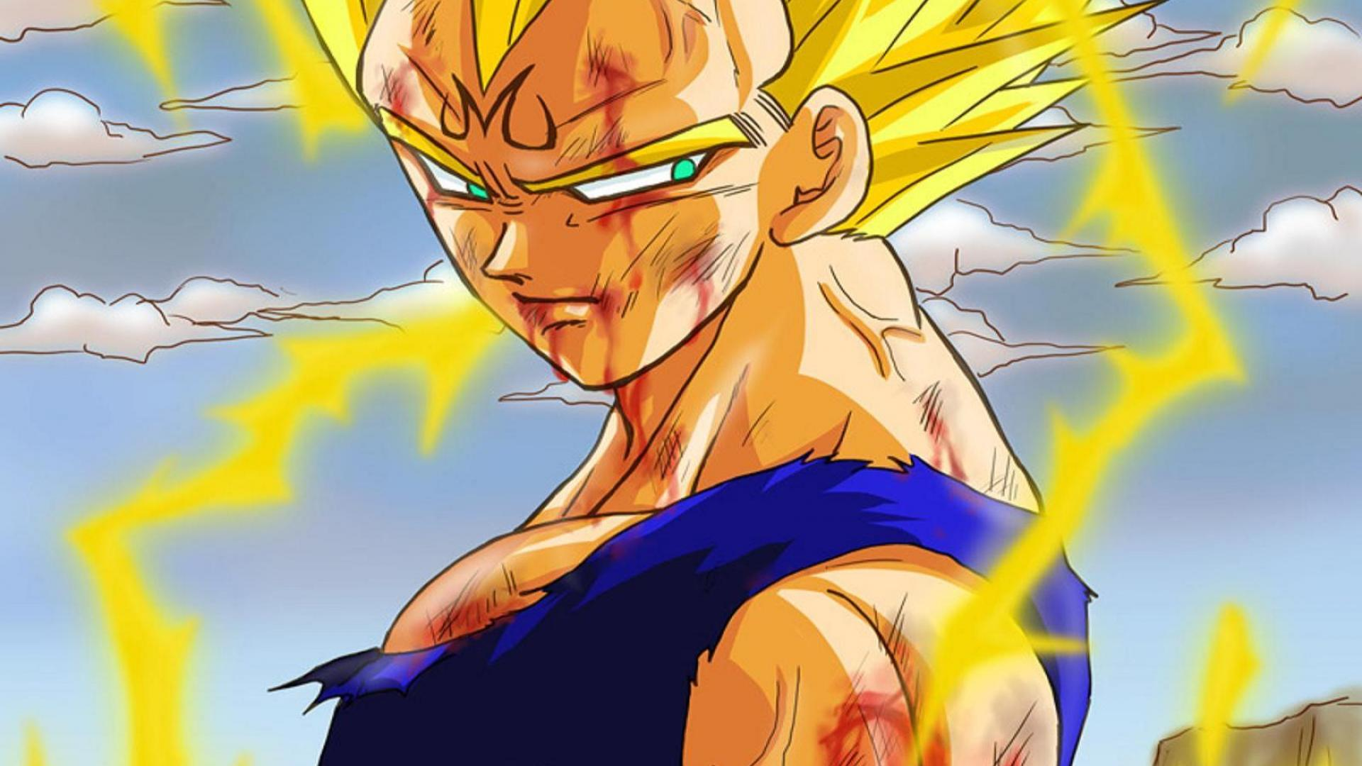 Majin Vegeta Wallpaper 81667 HQ Desktop Wallpapers 1920x1080