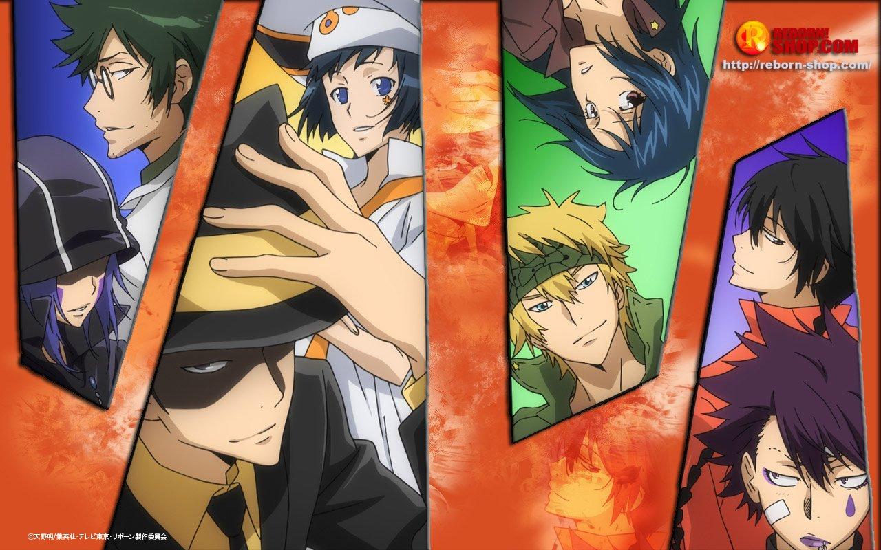 Katekyo Hitman REBORN Wallpaper 370143   Zerochan Anime Image Board 1280x800