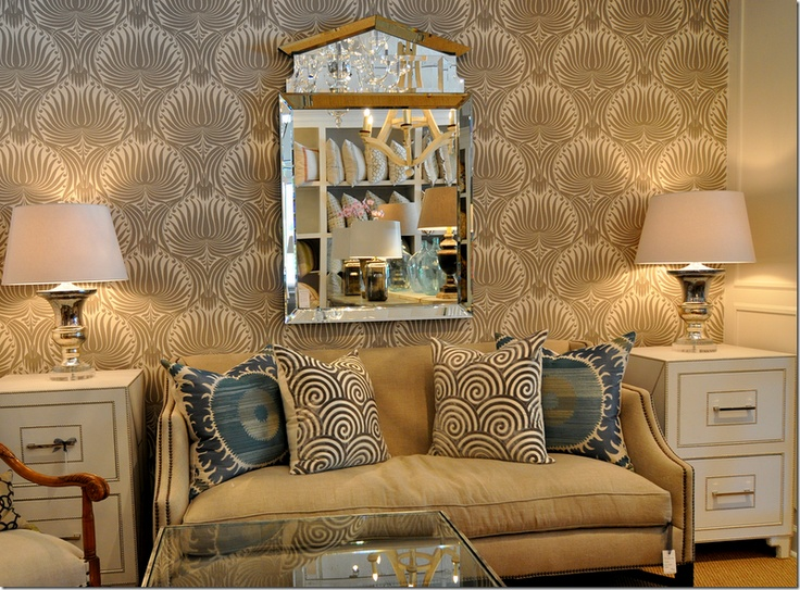 Free Download Farrow And Ball Lotus Wallpaper Inspiration For Work