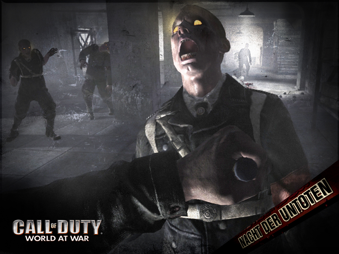 Call of Duty 5 World at War Nazi Zombies Dres Life 1152x864