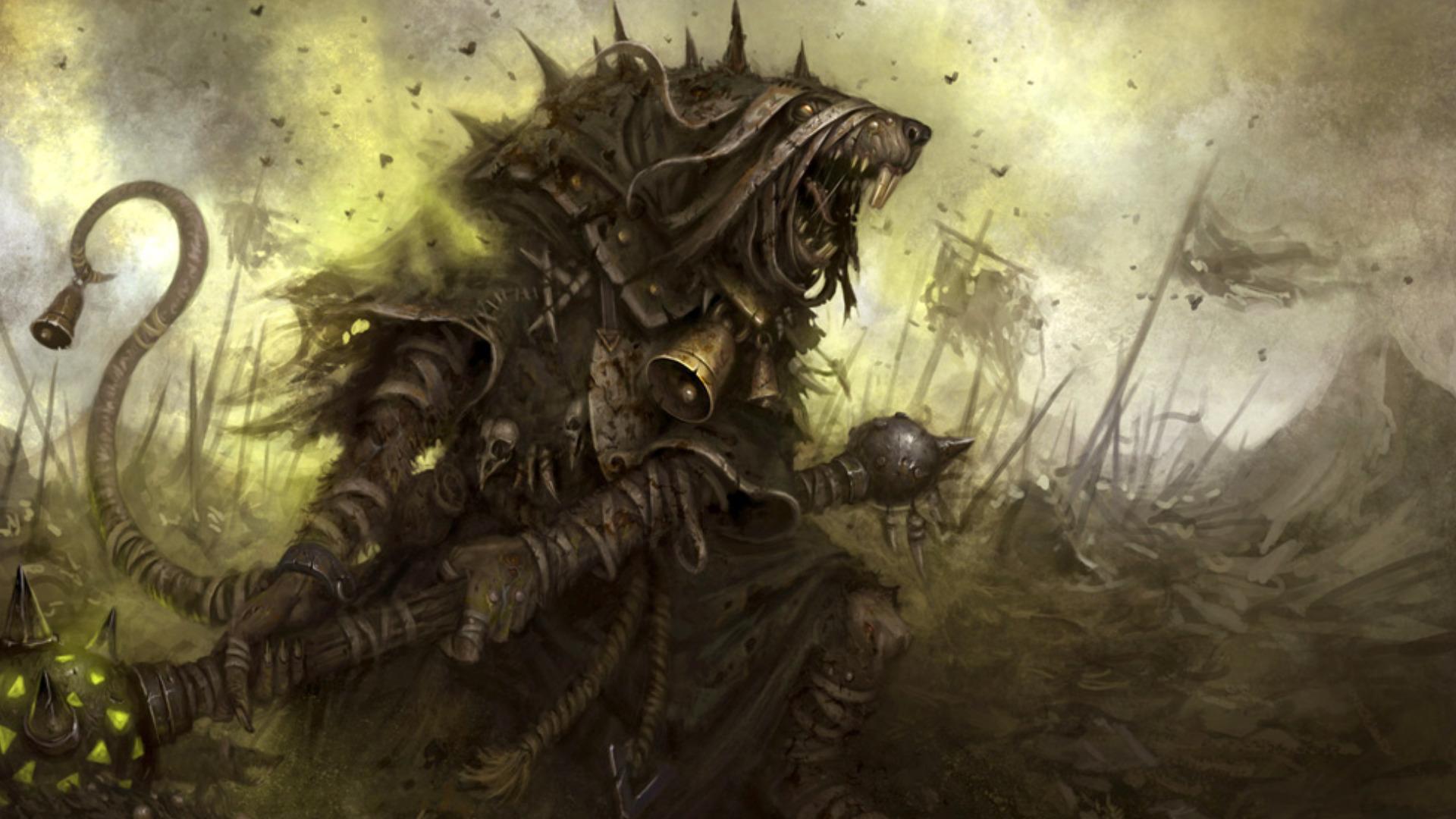 Warhammer Fantasy Art Gallery