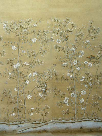 De Gournay Wallpaper Chinoiserie chic part 2 400x533