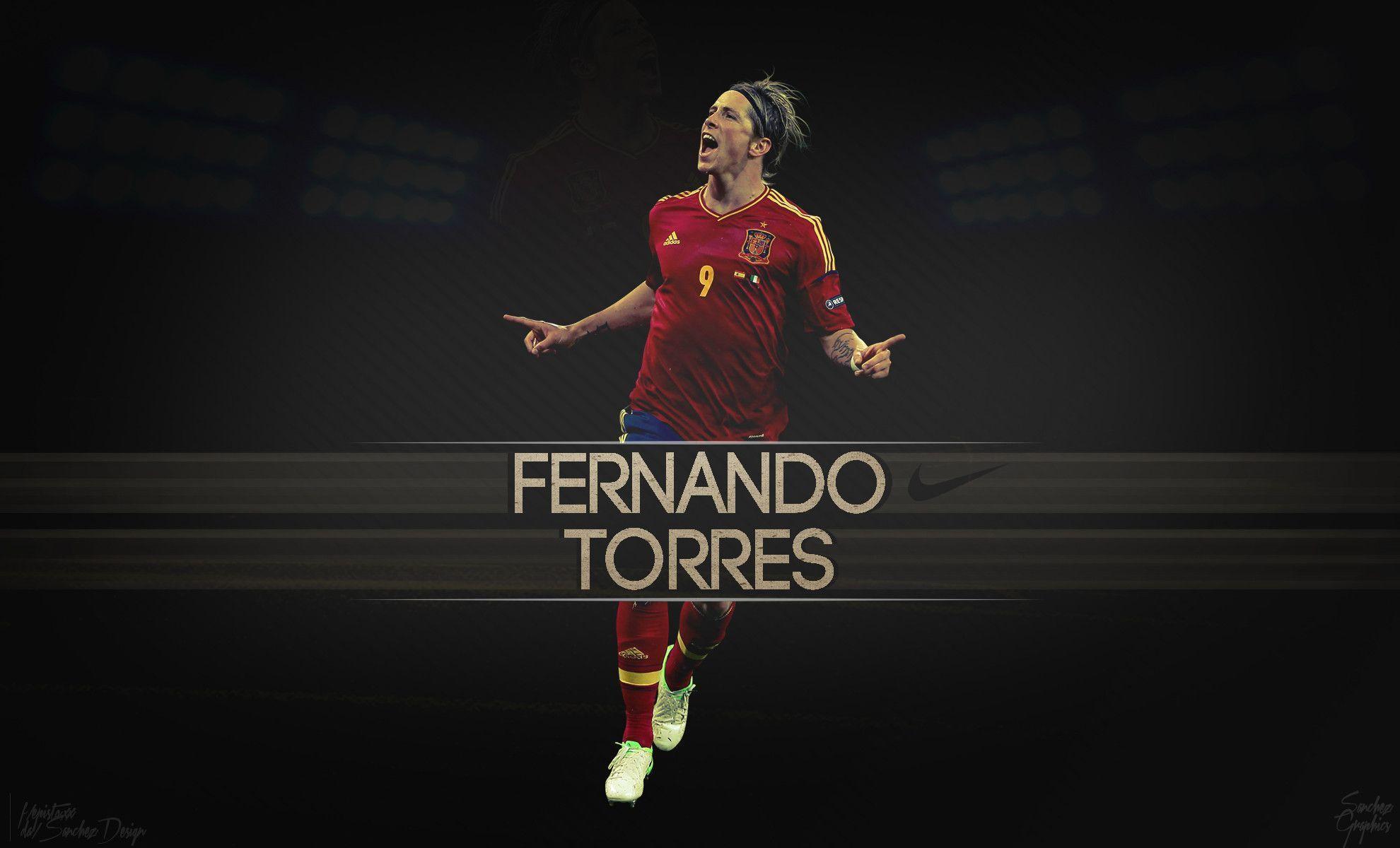 Fernando Torres HD Wallpapers 1980x1200