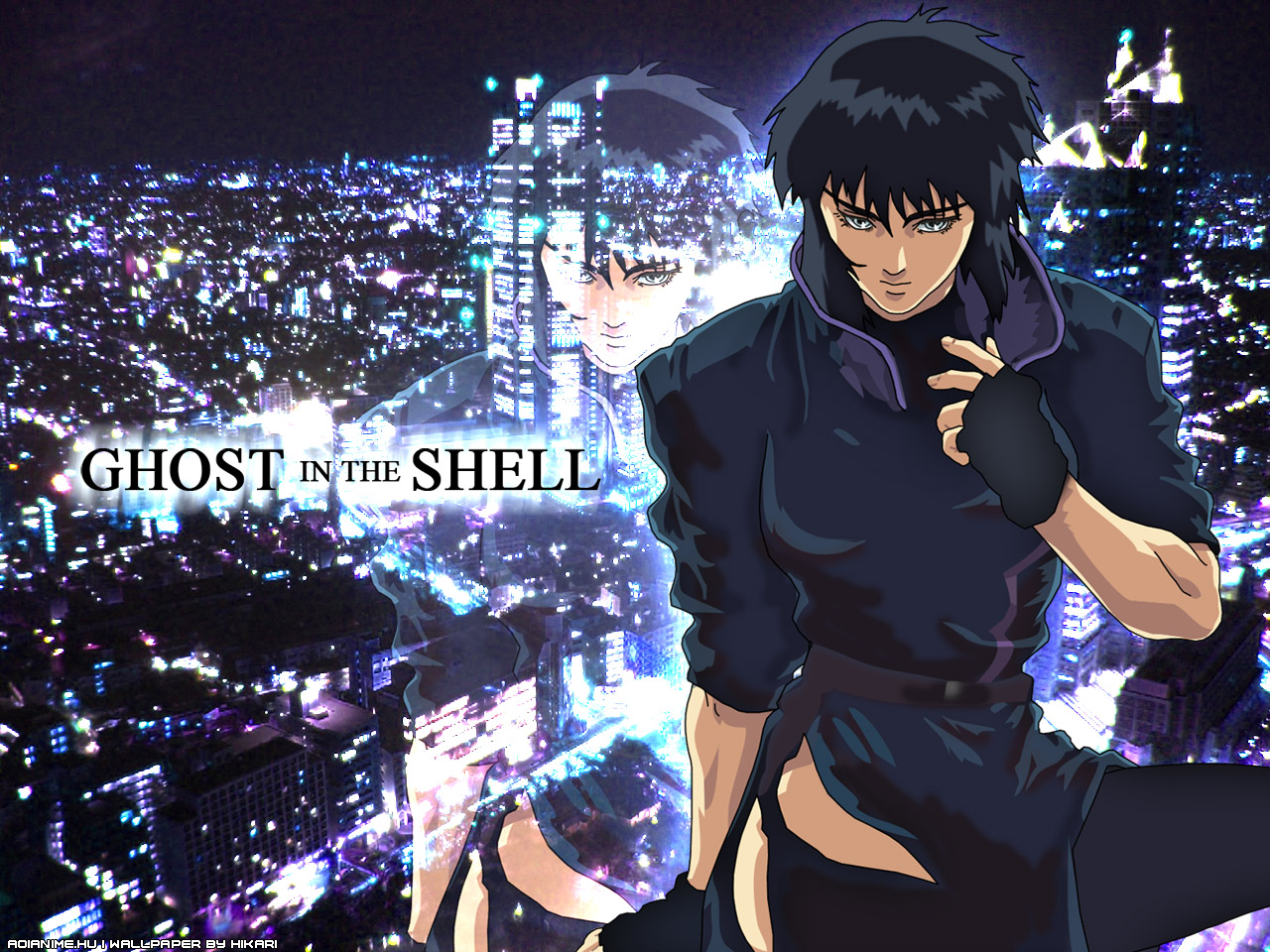 Free Download Ghost In The Shell Wallpapers Ghost In The Shell