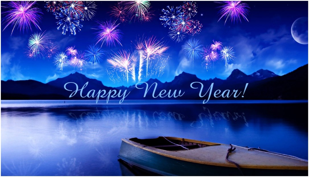 Latest Happy New Year 2020 HD HQ wallpapers Images Download 1086x622