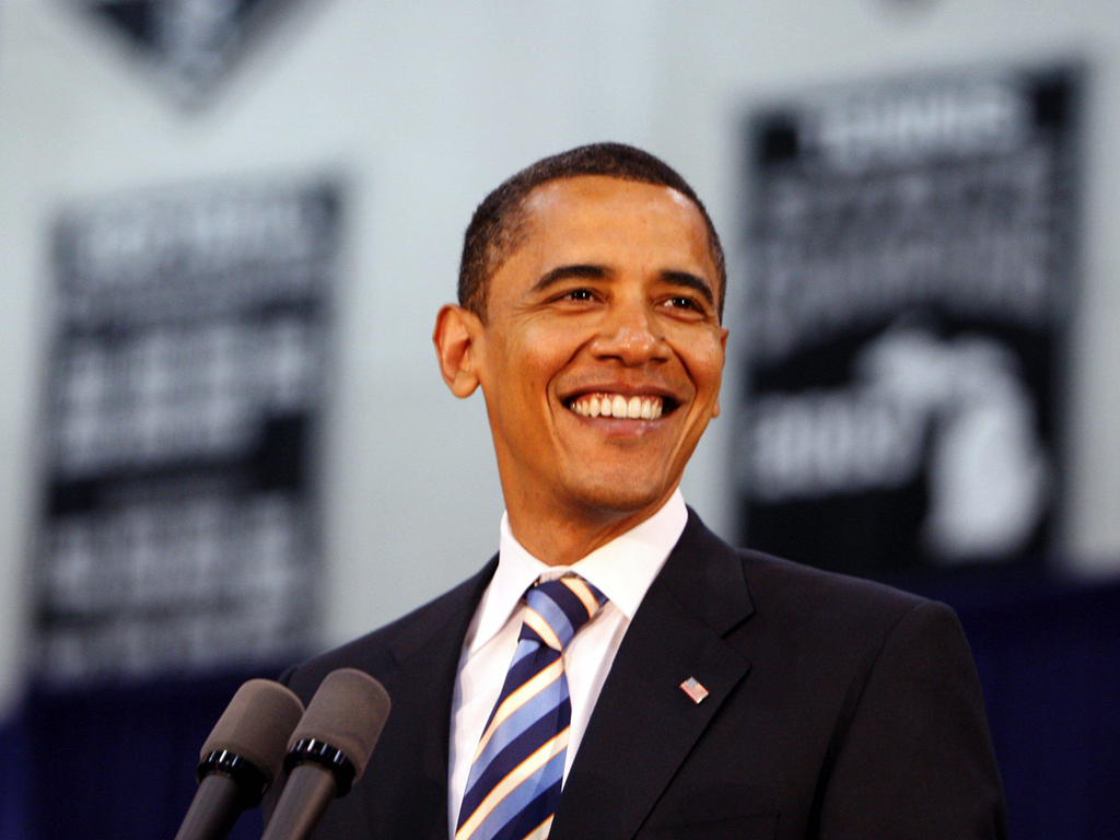 Barack Obama Wallpapers   First HD Wallpapers 1024x768