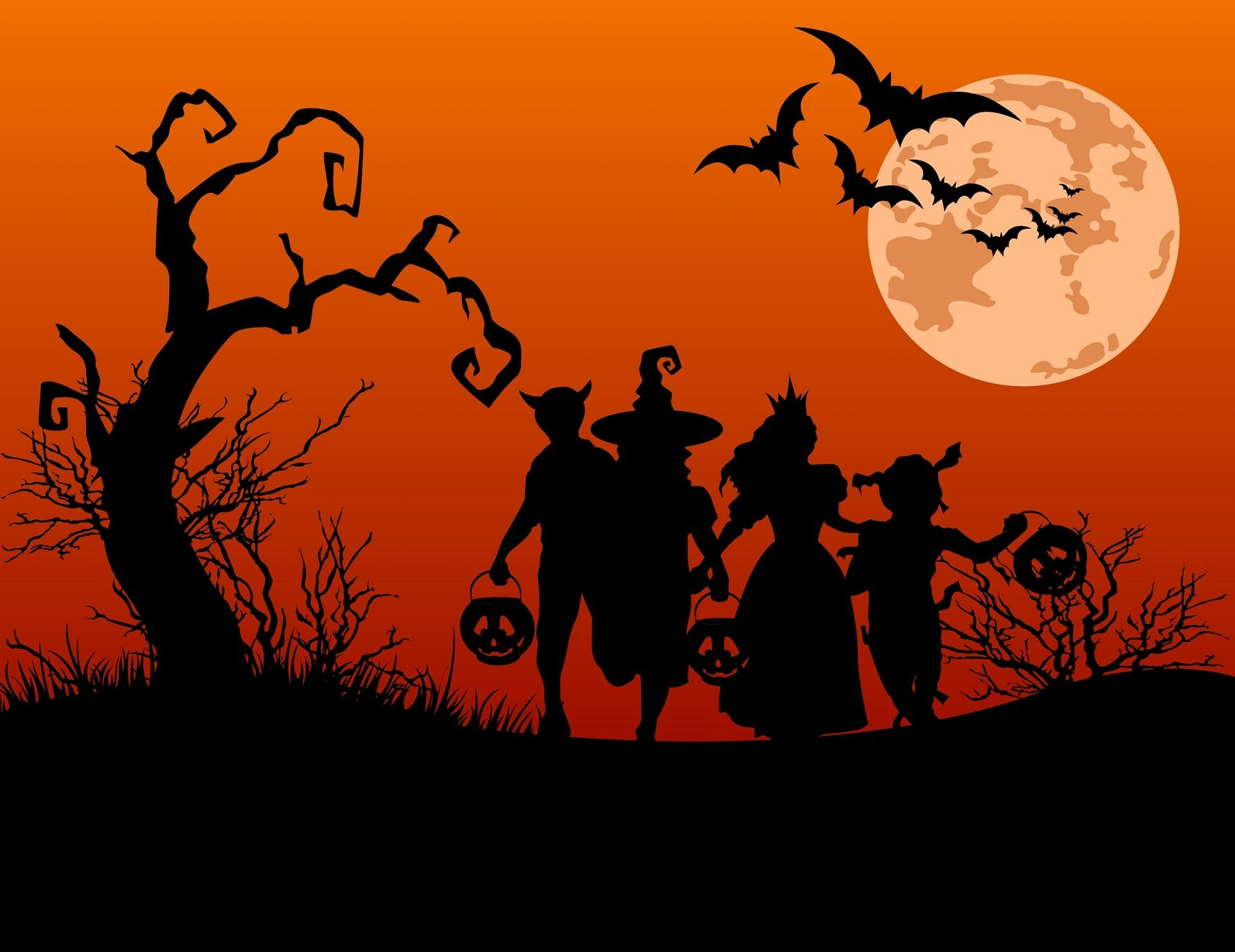 Widescreen Halloween Wallpapers halloween Halloween 1920x1480