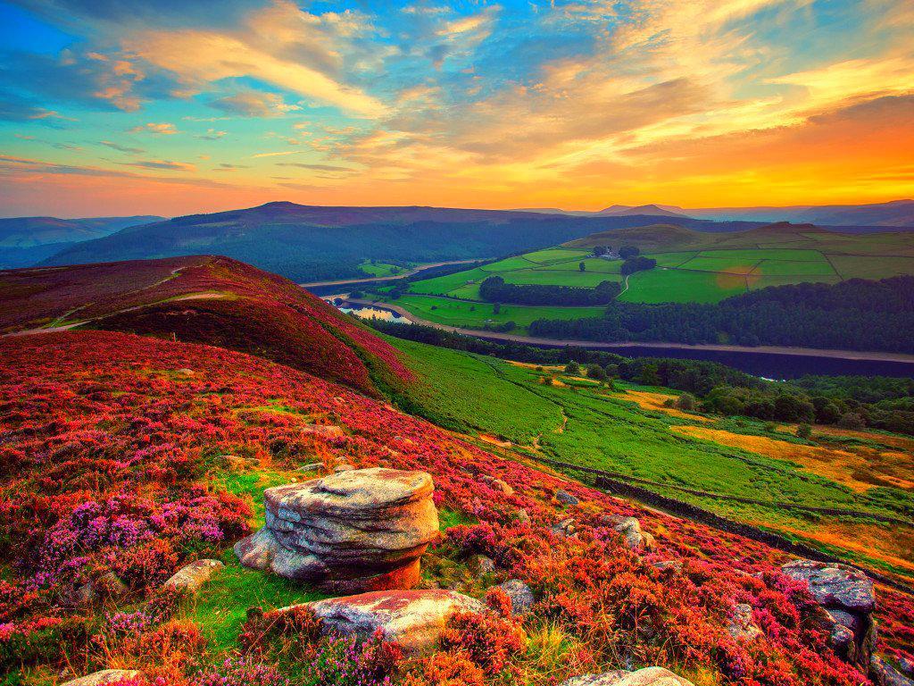 Beautiful scenic wallpapers wallpapersafari - Hd photos of scenery ...