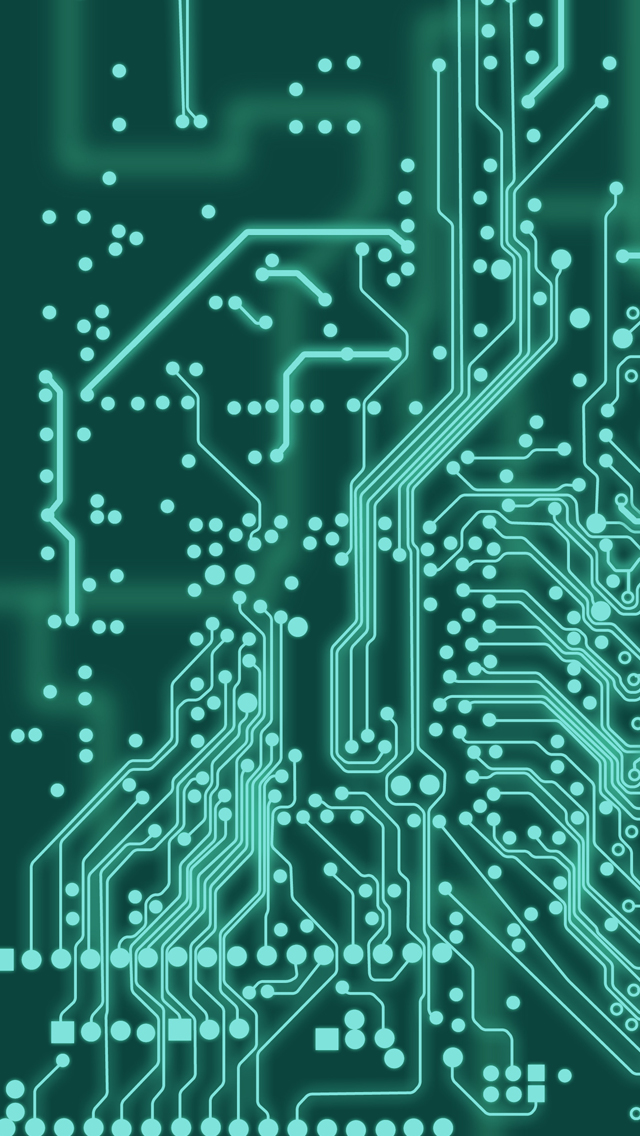 640x1136px circuit board live wallpaper wallpapersafari