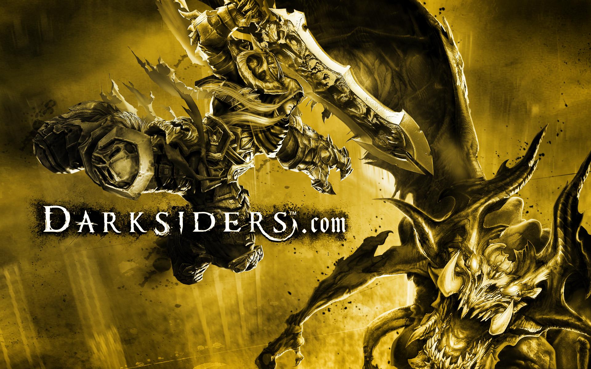 Fuentes de Informacin   Darksiders wallpapers hd solo para ustedes 1920x1200