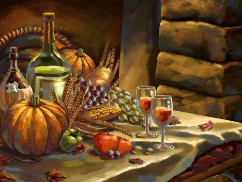 Free Thanksgiving Day Screensaver Screensavers - Download Thanksgiving ...