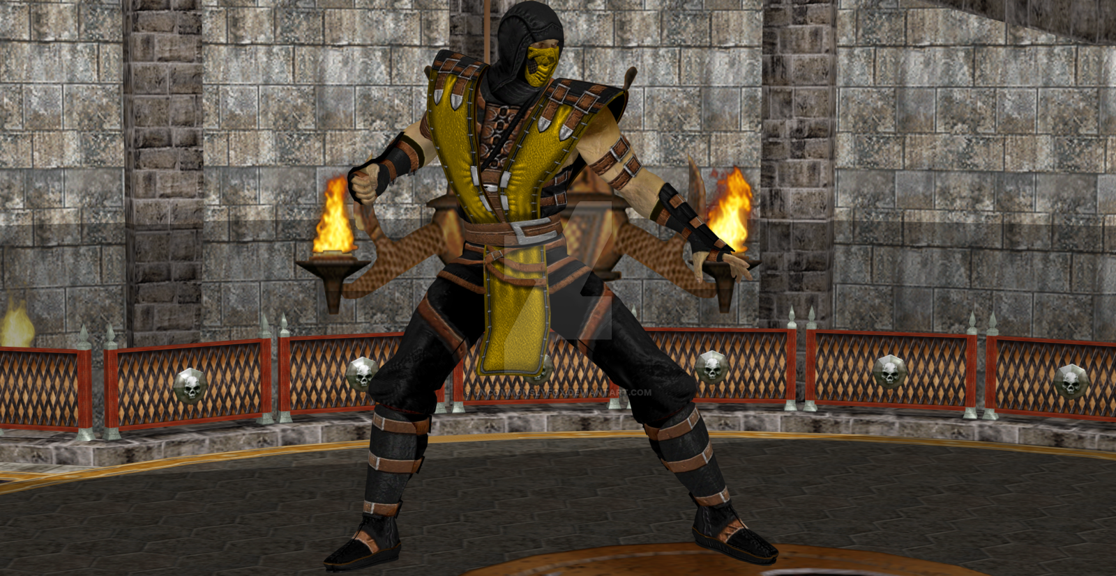 Scorpion MKX by UncommonSlyFox 1600x827