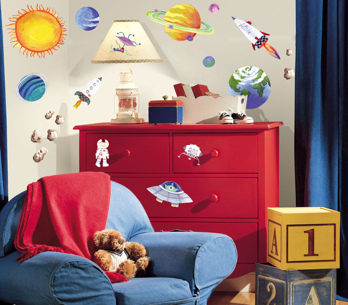 Outer Space Room Decor 1155x1011