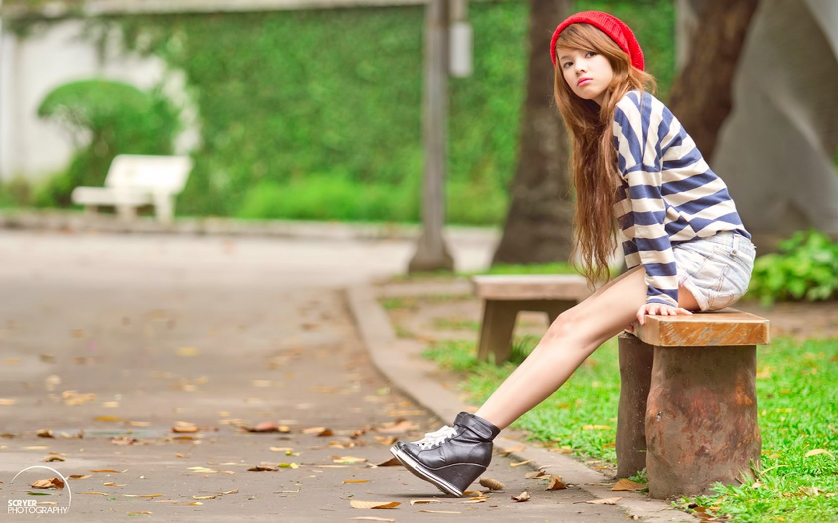 Cute Teen Girl Wallpapers Wallpapersafari