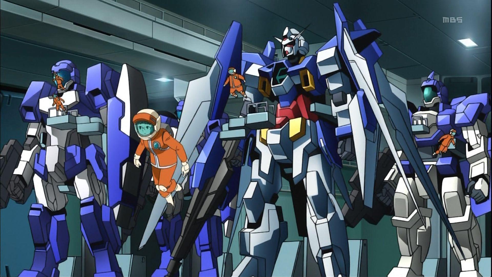 Mobile Fighter G Gundam Wallpapers 1920x1080